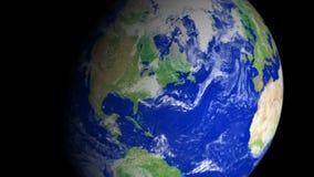 4K γήινο ζουμ: Φιλαδέλφεια †«ΗΠΑ απόθεμα βίντεο