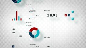 4K να τυλίξει επιχειρησιακών στοιχείων λευκό διανυσματική απεικόνιση