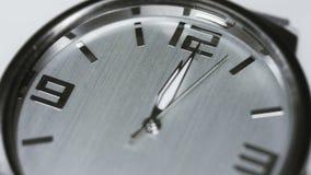 4K ρολόι Timelapse απόθεμα βίντεο