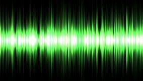 4k το αφηρημένο ελαφρύ υπόβαθρο ακτίνων, ηχεί τη γραμμή ακουστικών κυμάτων, σήμα μουσικής αρχείων ελεύθερη απεικόνιση δικαιώματος