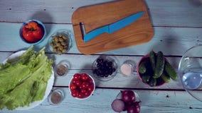4k, τρόφιμα  κουζίνα  υγιής  σαλάτα  μαγείρεμα  χορτοφάγος  διατροφή  ελληνικά  φάτε  νόστιμος φιλμ μικρού μήκους