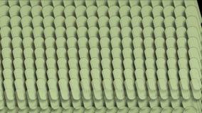 4k υπόβαθρο μορφής καψών φερμουάρ, υλικό κλωστοϋφαντουργικών προϊόντων, ύφανση τεθωρακισμένων, τρισδιάστατη εκτύπωση διανυσματική απεικόνιση