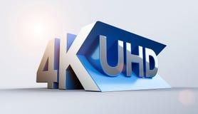 4K ультра HD Стоковые Фото
