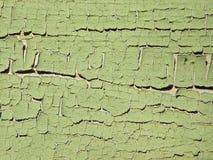 πράσινη επιφάνεια ζωγραφι&k Στοκ Φωτογραφίες