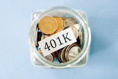 401k Photo libre de droits
