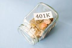 401k Image libre de droits