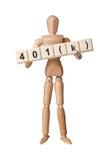 401 (K) Arkivbild