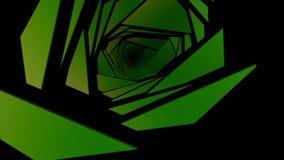 4K Abstract Angular Geometry.