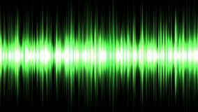 4k Abstract ray light background,sound acoustic wave line,record music signal. stock footage