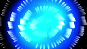 4k Abstract rotate swirl background,light space,tech hole tunnel,ray particle. stock footage