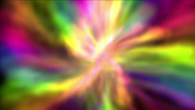 4k Abstract rotating aurora light pattern background,disco art firework element. 4k Abstract rotating color flower aurora light pattern background,disco art stock footage
