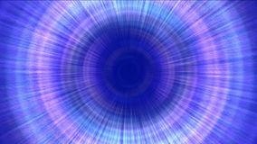 4k Abstract rotation turbine tunnel rays laser lines halo in pupil space. stock footage
