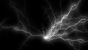 4k Abstract thunderstorm lightning background,nature electricity energy. stock video footage