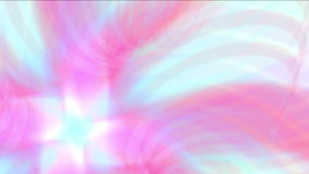 4k Abstract whirl star flower pattern background,light space,windmill energy. stock video footage