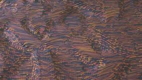 4K abstracte neurale netto achtergrond stock illustratie
