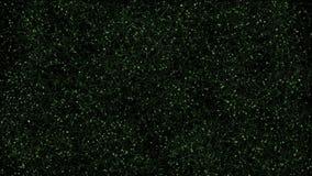 4k Abstrakcjonistycznej sztuki wzór, kropki światło z promieniami, bakteria drobnoustroje biologia, meteor ilustracja wektor