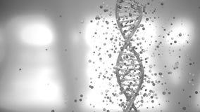 4K ADN Gene Editing Concept illustration de vecteur