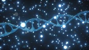 4K ADN Gene Editing Concept illustration libre de droits