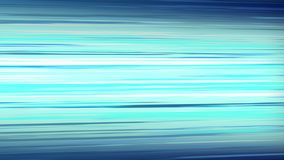 Speed line anime for cartoon background blue colors move side to side. Loop animation manga style vector illustration
