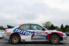 K. Barrett Subaru Impreza Stock Images
