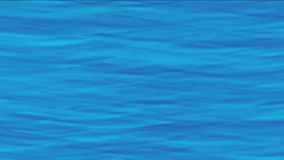 4k Blue water wave background,lake river stream surface,liquid ripple sea ocean. stock video