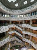 K11 business center. In Wuhan city , hubei province , china Royalty Free Stock Image