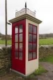 K1 cabina telefonica, Regno Unito Fotografia Stock Libera da Diritti