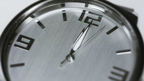 4K Clock Timelapse.