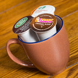 K-Cups Coffee Pods Stock Photo
