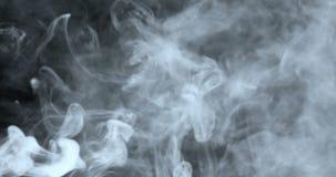 4K cyfrowa doskonale bezszwowa pętla wolno unosi się dym zbiory
