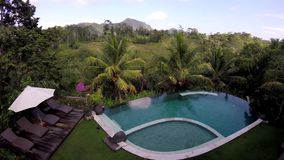 4k début de la matinée Timelapse dans Bali clips vidéos