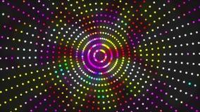 4k disco het dansen en elektronische muziekachtergrond vector illustratie