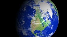 4K Earth Zoom: Portland – USA stock video