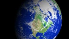 4K Earth Zoom: Seattle – USA