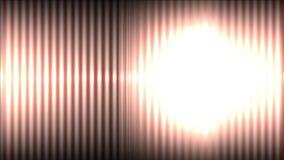 4k encienden el paso del fondo de la tira del vj, pantalla de la cortina de la etapa ilustración del vector