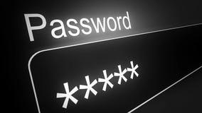 4k,Entering computer password. Cg_03642_4k stock footage