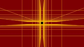 4k Fast movement in the digital tunnel,abstract technology tunnel,fly through data internet power electric circuit fiber,VR backgr. Ound with rays light stock footage
