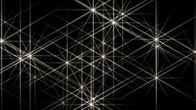 4k Flare stars,starlight stage sky universe,flash disco fireworks ray sparkle. stock video footage