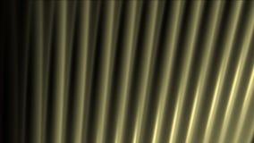 4k gör sammandrag linjen rör, bakgrund för fibermaskinsonden, musikrytm för metalltråd arkivfilmer