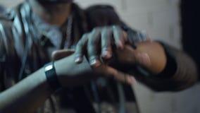 4K Hocus Pocus com anel video estoque