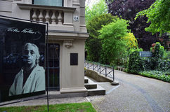 Käthe Kollwitz Museum (Berlin) Royalty Free Stock Photo