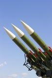 2K12 KUB火箭队系统 免版税库存照片