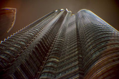 K L torre Fotografía de archivo libre de regalías