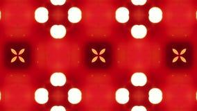 4K loopingu kalejdoskopu Kolorowa sekwencja Abstrakcjonistyczny ruch grafika tło ilustracja wektor