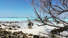K.MANIUN FUSHI ISLAND Stock Photo