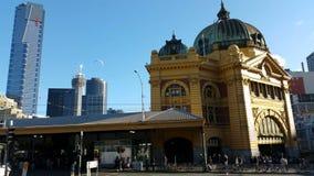 4K Melbourne City Victoria Australia stock video footage