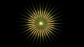4k microwave halo pattern,neon lights science future radiation energy scan data. 4k Abstract microwave halo pattern background,disco backdrop,signaling stock footage