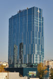 K.A.N.101 Tower office building in Kiev royalty free stock photo