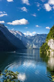 Königssee Royalty Free Stock Photography
