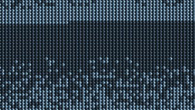 4k Particles dots beads background,neon Scanning big data,technology high tech. stock video